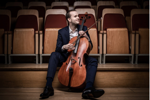 Junge internationale Elite zu Gast - M. Kulakowski (Cello)